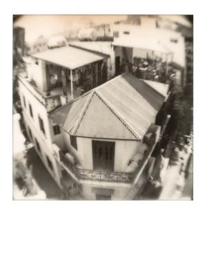 SX70 - Hanoi - View from our hotel
