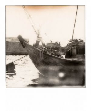 SX70 - Can Tho - Old boat