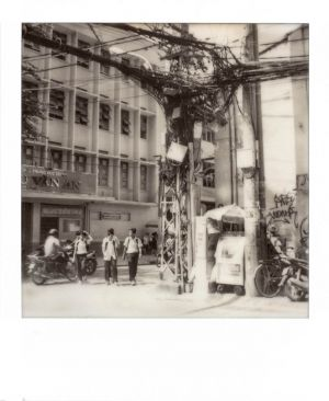 SX70 - Ho Chi Minh City - School is over